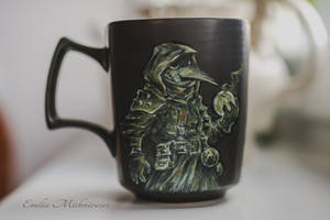 Plague Doctor by Evidriell