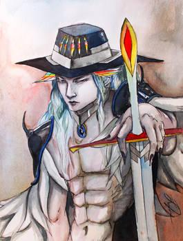 Ragyo x Vampire Hunter D