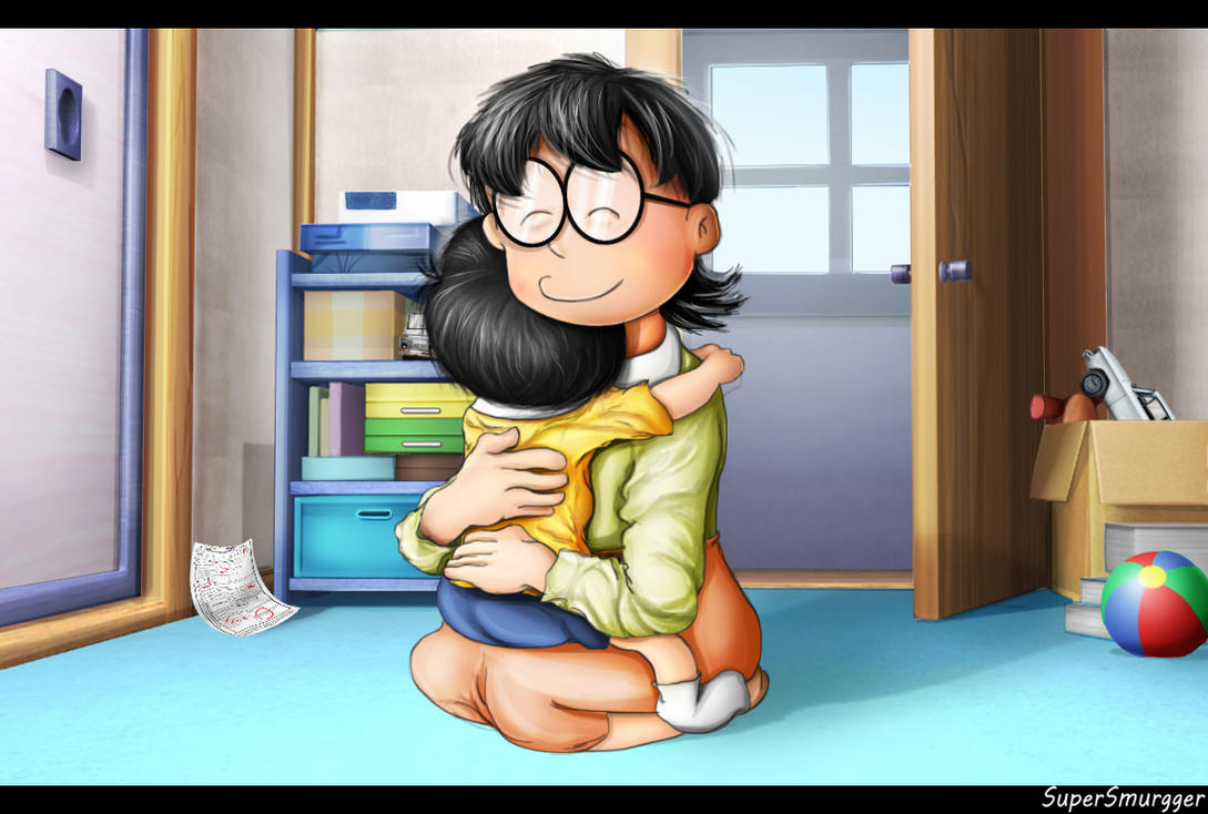 I Love You, Nobita ! by SuperSmurgger