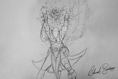 Sorceror by Dragonis0