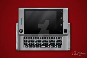 Motorola Devour Vector Illustration