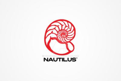 Nautilus Logo Design by Dragonis0
