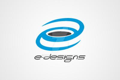 Edesigns Logo Design by Dragonis0