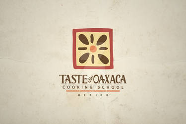 Taste of Oaxaca Logo Design