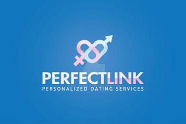 Perfectlink Logo Design
