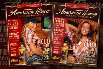 American Honeys by Dragonis0