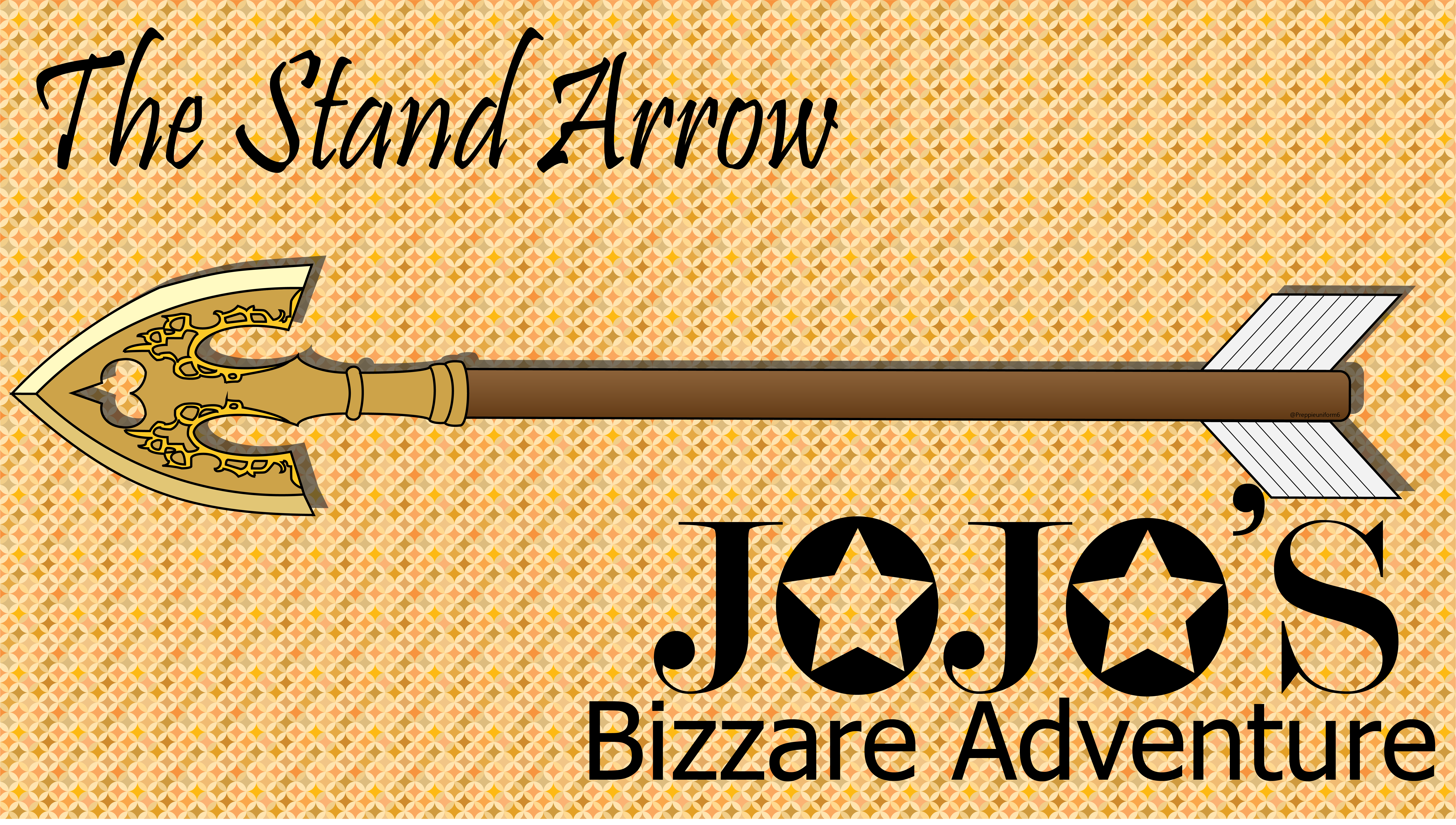 Jojo S Bizarre Adventure The Stand Arrow By Preppieuniform6 On Deviantart And you'll be inspired to. deviantart