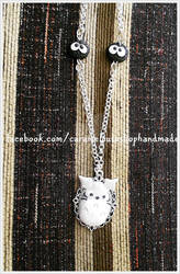 Totoro Camafeo Necklace