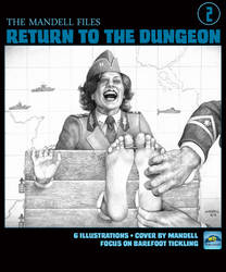 RETURN TO THE DUNGEON Cover Art by MTJpub