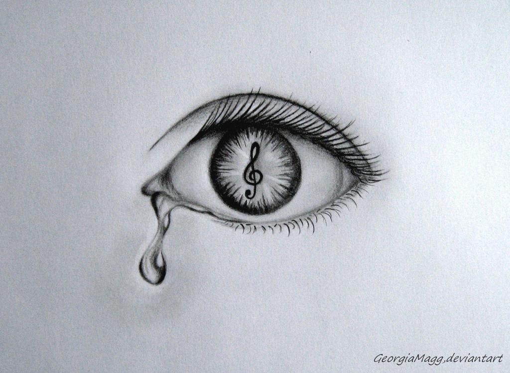 Drawing A Teardrop: Buddymantra