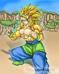 Goku ssj5 V2