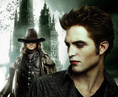 Van Helsing VS Twilight