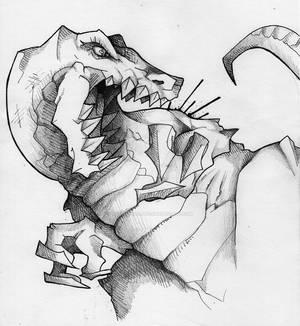 Dinosaur's Attack