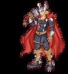 Thor, Kingdom hearts