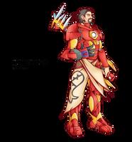 Ironman, Kingdom hearts by alessandelpho