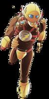 Flash, Steampunk Version