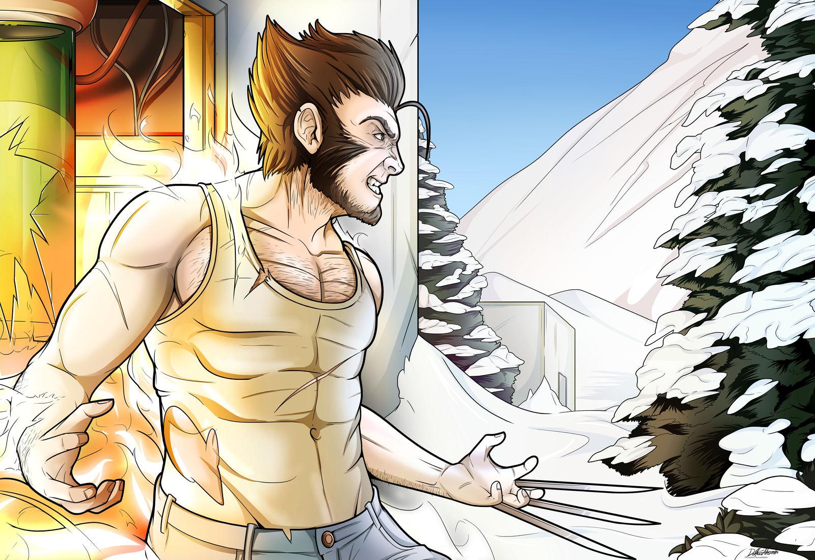 Wolverine, Weapon X