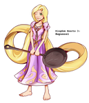 Rapunzel, Kingdom Hearts