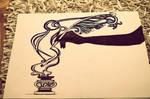 Flourish Ink (design)