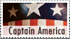 Stamp Captain America by LeslyS