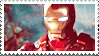 Stamp Iron Man by LeslyS