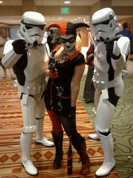 Storm Troopers, what Wonderful Minions by JokerDraco