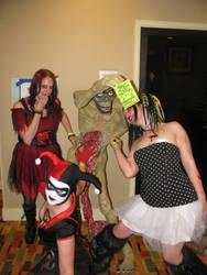 Frisky Zombie by JokerDraco