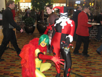 Harley Creeper by JokerDraco