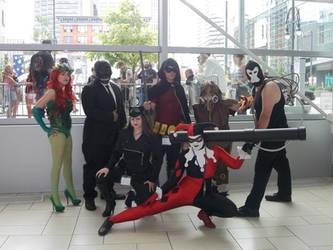 Gangs All Here by JokerDraco