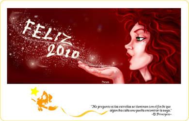 FELIZ 2010 by Nixhy