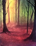 Pan forest
