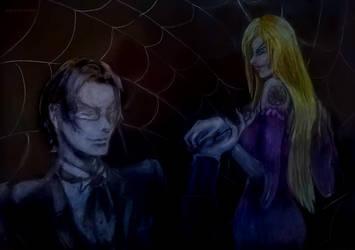 Claude and Clarissa. Request by LuciferArcadia