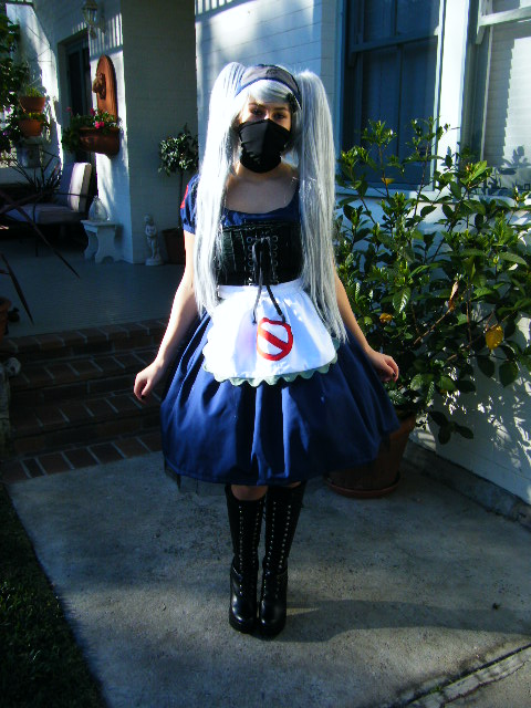 Me as Lolita Kakashi by gothiclolita-girl