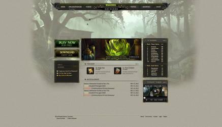 Phoenix Games   Archlord Homepage