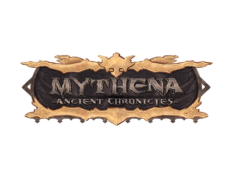 PhoenixGames - Mythena Logo