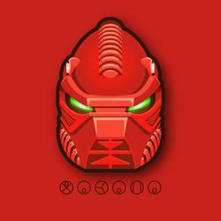 Bionicle Tribute: Vakama Hordika