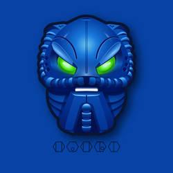 Bionicle Tribute: Hahli inika