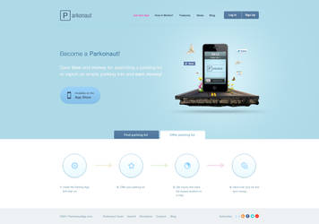 Parkonaut by LaurenceDesign