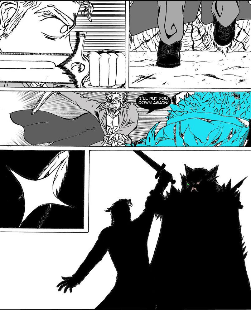 Chronicle 2: Page 90 by Dark-Fenrir-X