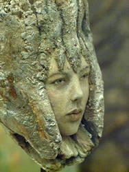 Wooden spirit Maika by chopoli