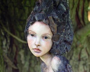 Wooden spirit Vanez