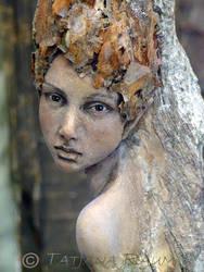 Wooden spirit Ricah by chopoli