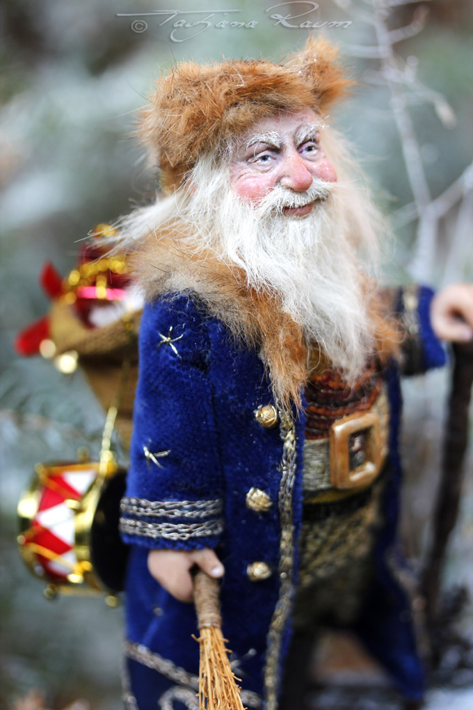 Victorian Santa Claus by chopoli