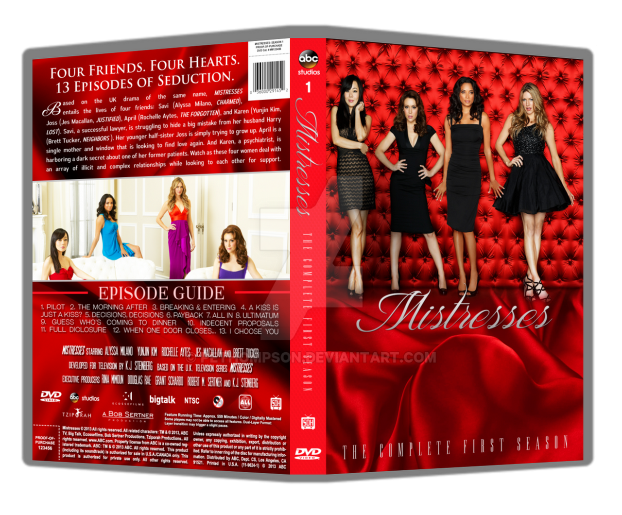 buy mistresses on dvd
