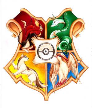 Pokemon Hogwarts Shield