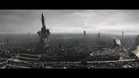 Rha - City by KalebLechowski