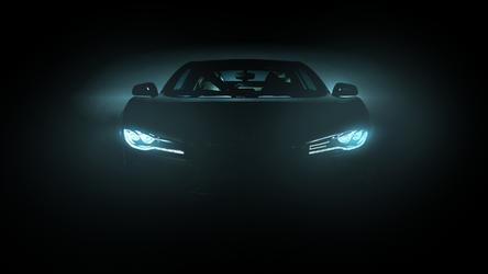 Audi Light Design by KalebLechowski