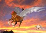 Headless Pegasuses