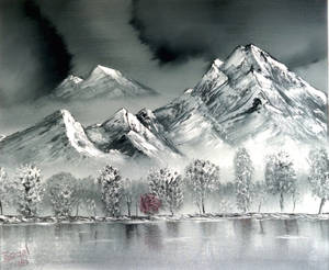 Painting - 23b