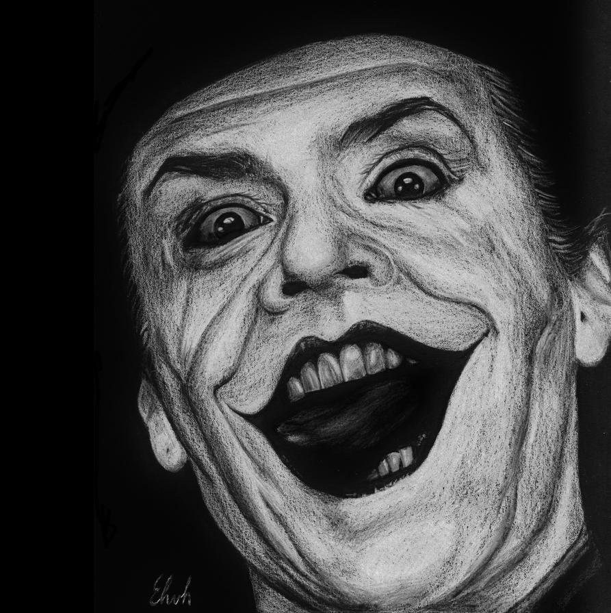 Jack Nicholson As The Joker By Ehvh On DeviantArt